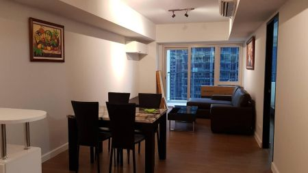 For Rent Fully Furnished 1BR Unit in The Maridien
