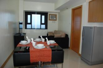 1BR Fully Furnished at Trion Towers 1 For Lease