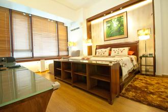One Bedroom at Saint Francis Shangri-La Place in Ortigas Center