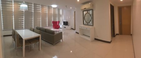 Furnished 2 Bedroom Unit in One Central Makati