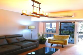 Furnished 1BR with Garden and Balcony at Two Maridien BGC
