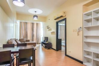 Fully Furnished 1BR Unit for Rent at Blue Sapphire Residences