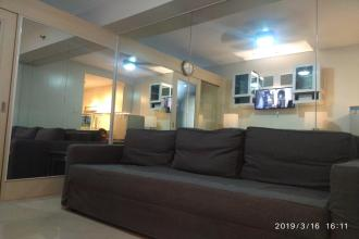 Fully Furnished 1BR with Balcony at Sea Residences MOA