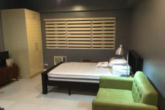 Furnished Studio Unit for Rent in Morgan Residences Taguig