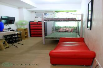 Fully Furnished Studio Unit at Mplace South Triangle