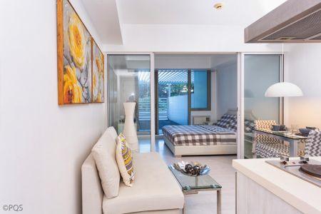 Fully Furnished 1BR Unit at Azure Urban Resort Residences