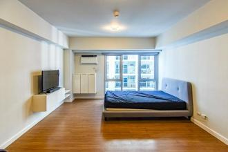 Fully Furnished Studio Type Condo for Rent at Two Maridien