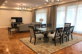 Fully Furnished 3 Bedroom Unit at Four Seasons for Rent