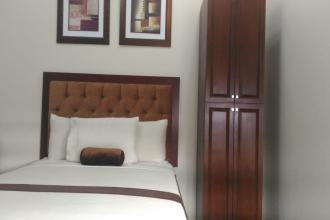 The Pearl Place Studio Unit for Rent Fully Furnished