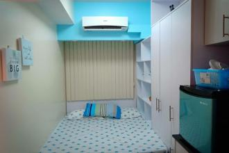 Fully Furnished Studio in Green Residences Manila