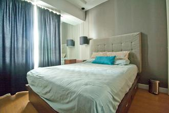 One Bedroom Fully Furnished at The Grove By Rockwell