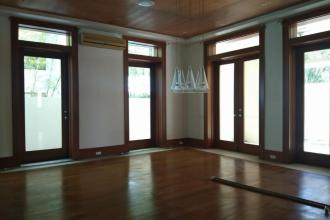 3BR House for Rent in Bel-Air Village Makati