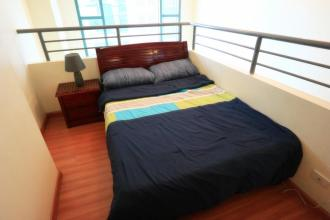 Fully Furnished 1BR Loft for Rent in McKinley Park Residences
