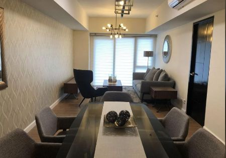 1BR Unit with Parking for Rent at Two Maridien BGC Taguig