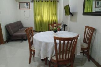 Fully Furnished 1 Bedroom Condo at The Trion Towers BGC