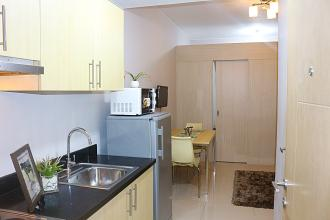 Charming and Delightful Furnished 1BR at SM Grass Residences
