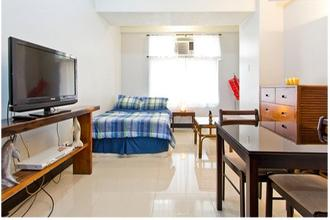 Fully Furnished Studio Unit at Manhattan Parkway Residences