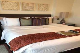 1 Bedroom Raffles Residences for rent 1 Raffles Drive Makati Ave