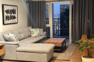 1BR Unit Fully Furnished with Balcony at Two Maridien at BGC
