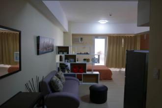Fully Furnished Studio Unit for Rent at Venice Residences Taguig