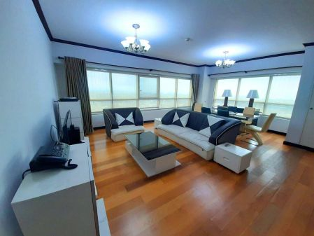 High End 3 Bedroom For Rent in The Residences at Greenbelt