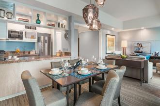 Exclusive Five Star 3 Bedroom Penthouse in Ascott Makati CBD