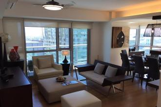 Furnished 2 Bedroom in One Serendra West Tower BGC