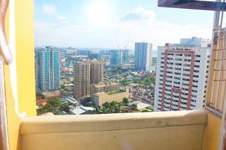 Affordable Studio Condo with Balcony in Malate Manila