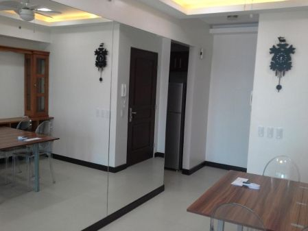 Fully Furnished 2BR Unit with Parking at Two Serendra Aston