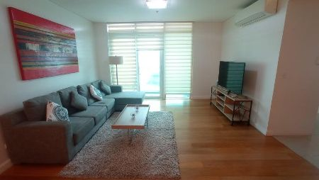 Fully Furnished 2BR with Balcony and 1 Parking in Makati