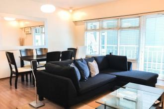 Fully Furnished 1BR with Parking for Rent at Almond Two Serendra