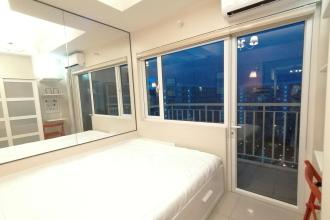 1BR with Balcony Furnished Amenity View at Shell Residences