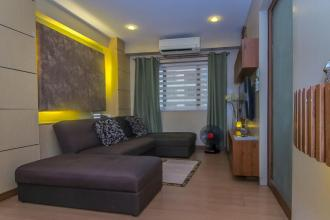 Fully Furnished 1 Bedroom Condo for Rent at Forbeswood Heights