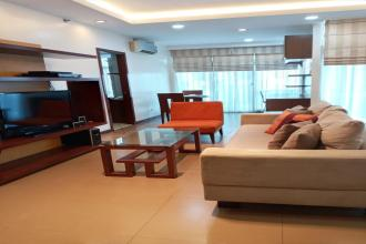 Fully Furnished 3 Bedroom Unit at Sapphire Residences for Rent