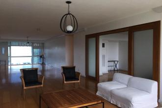 Fully Furnished 3 Bedroom Unit for Rent at Pacific Plaza Towers