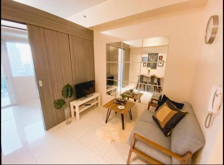 Fully Furnished 1BR with Balcony for Rent in Green Residences