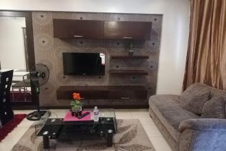 Fully Furnished 2BR Unit in Rhapsody Residences for Rent