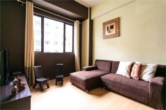 Fully Furnished 1 bedroom condo for rent at Forbeswood Heights-BG