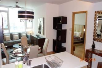 Modern Funished 2 Bedroom in Park Terraces Makati