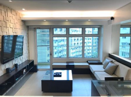 Fully Furnished 2BR with 1 Parking