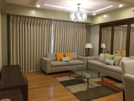 Furnished 2 Bedroom West Tower at One Serendra Interiored