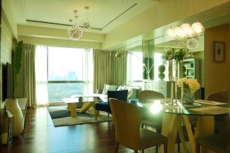 Two Bedroom 2BR Condo for Rent in 8 Forbestown Road in Bonifacio