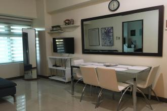 Fully Furnished 1 Bedroom in Magnolia Residences New Manila