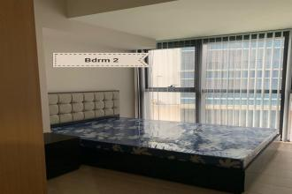 Fully Furnished 2BR with Parking at Uptown Ritz for Rent