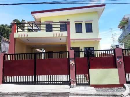 House for rent in BF Homes Almanza in Las Pinas