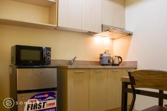 Warm and Spacious 1 Bedroom at Trevi Towers