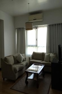 1BR Fully Furnished Unit for Rent at The Residences at Greenbelt