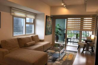 2BR with Balcony Corner Unit Furnished with Parking Slot