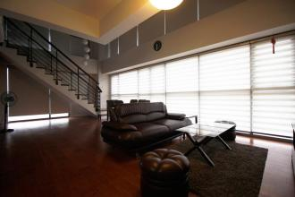 2BR for Rent in Eton Residences Greenbelt Fully Furnished