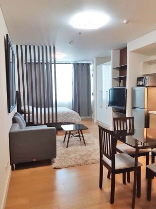 Nicely Furnished Studio with Parking at Luxurious Park Terraces